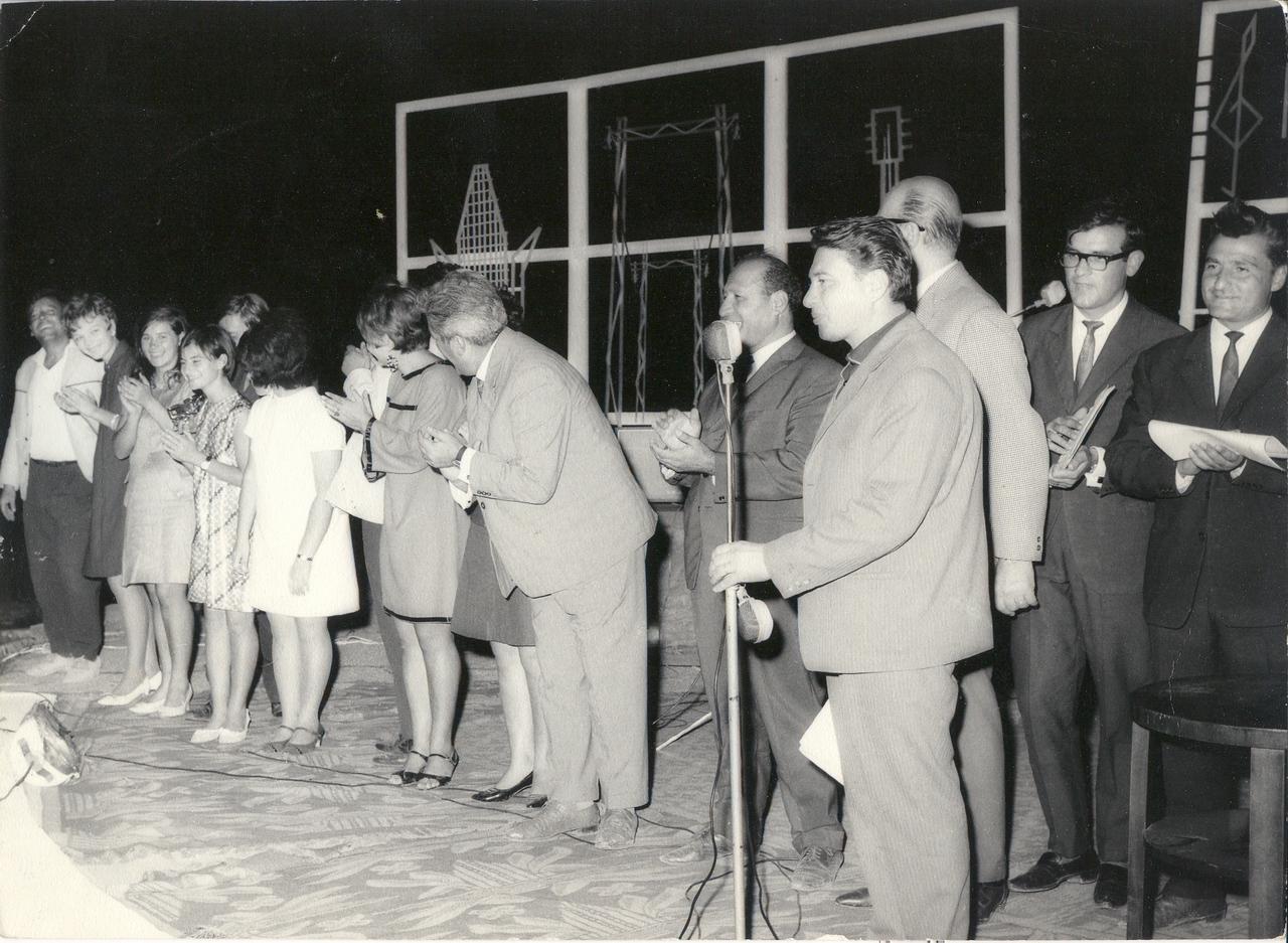 1968 - premierea concurentilor