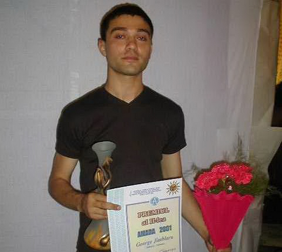 Amara 2001 - Premiul 2 - George Jimblaru.jpg