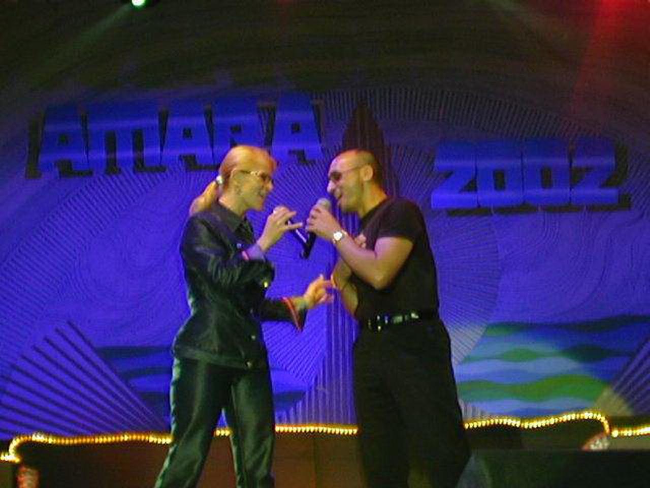 Amara 2002 - Marcel Pavel si Sanda Ladosi.JPG
