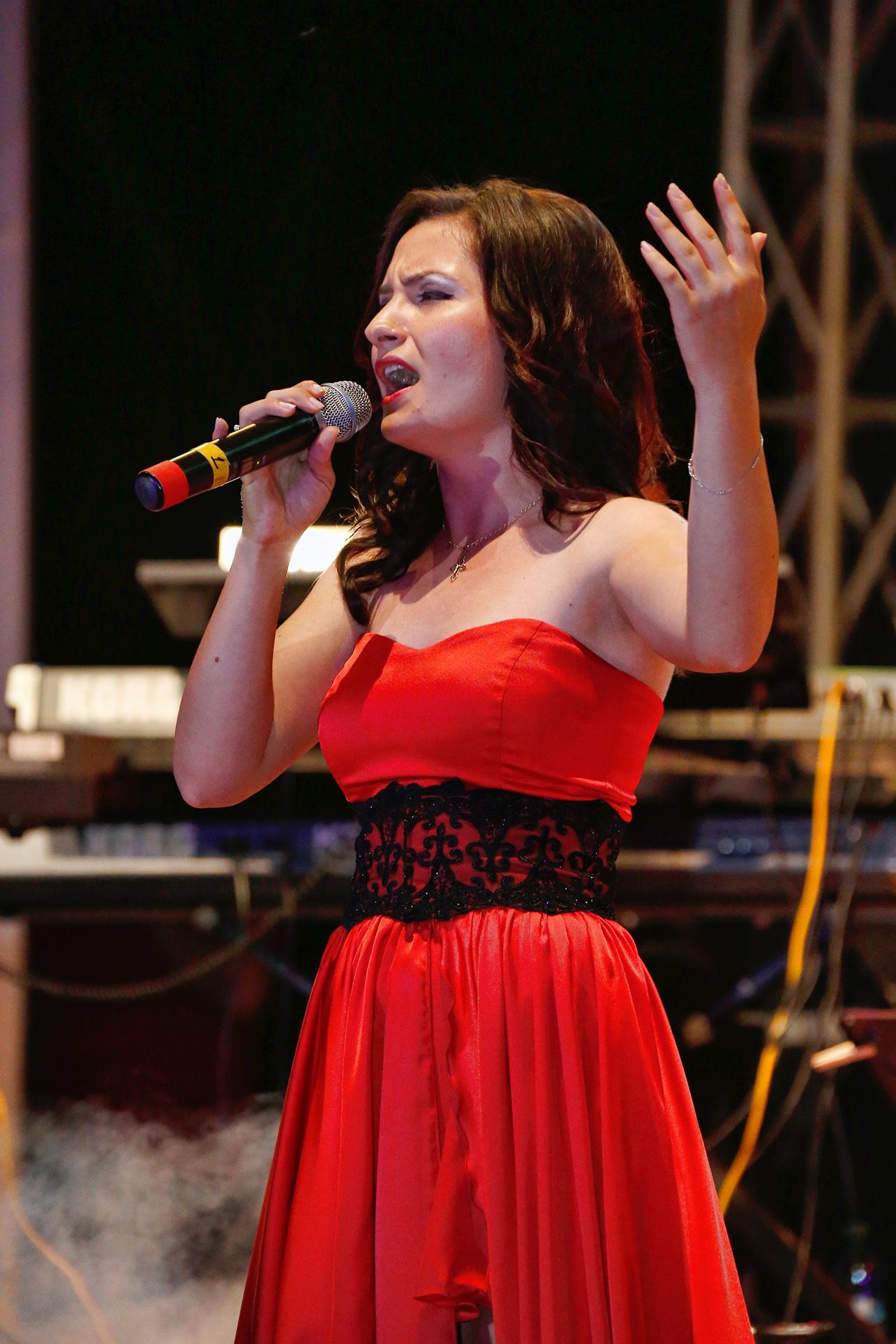 Alina Matache - Premiul de popularitate