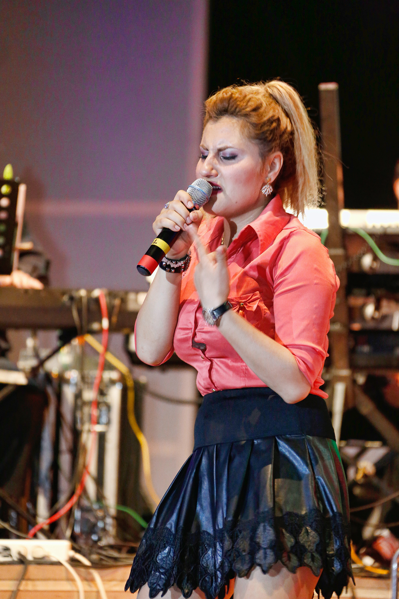 Elena Chirvase - concurent