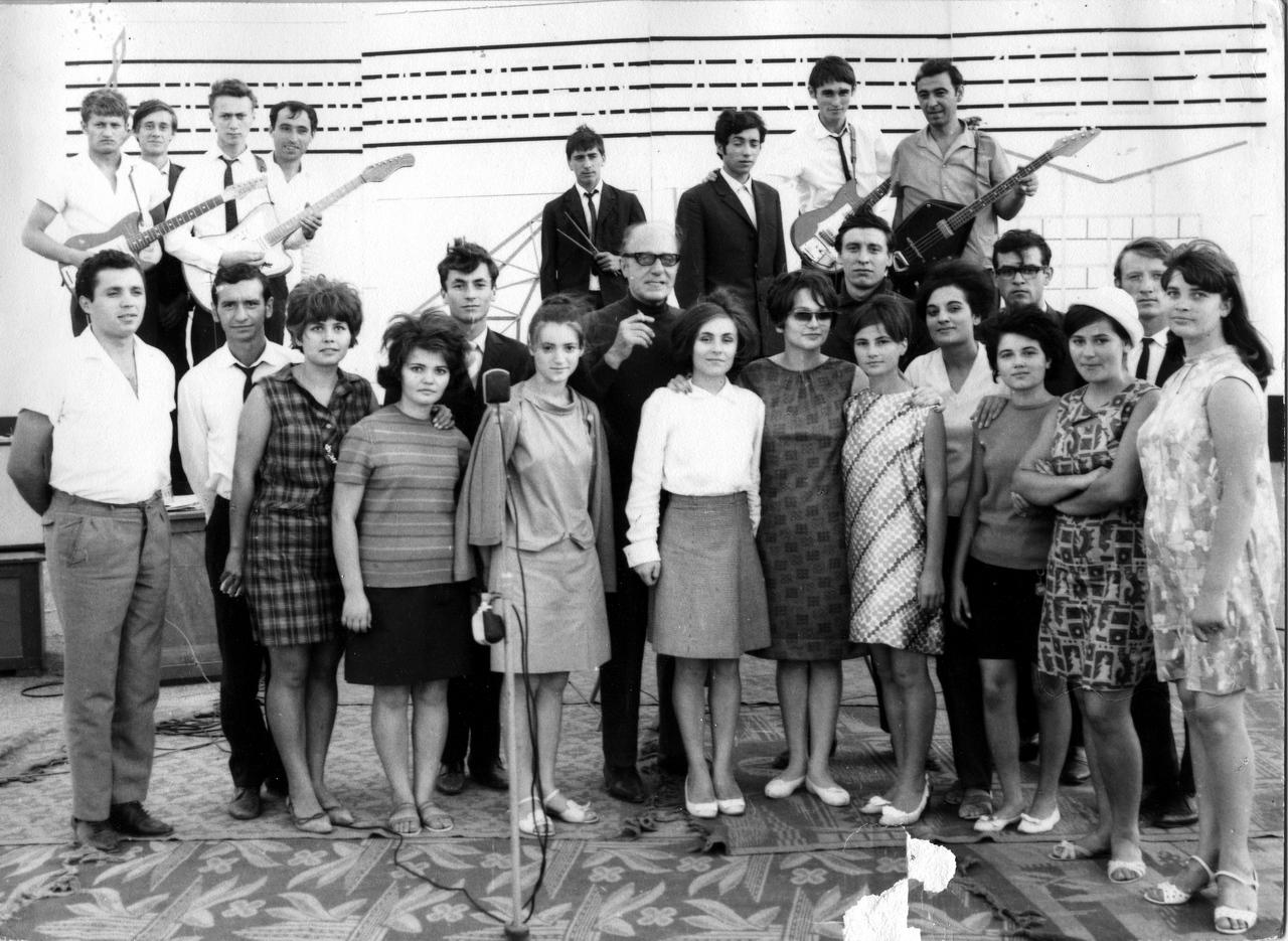 1968 - Primii concurenti