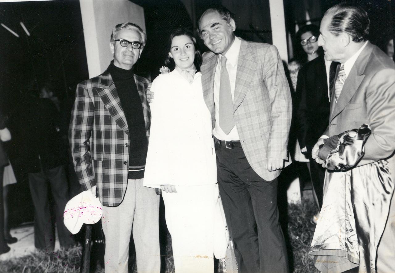 1974 - George Grigoriu si o concurenta.jpg