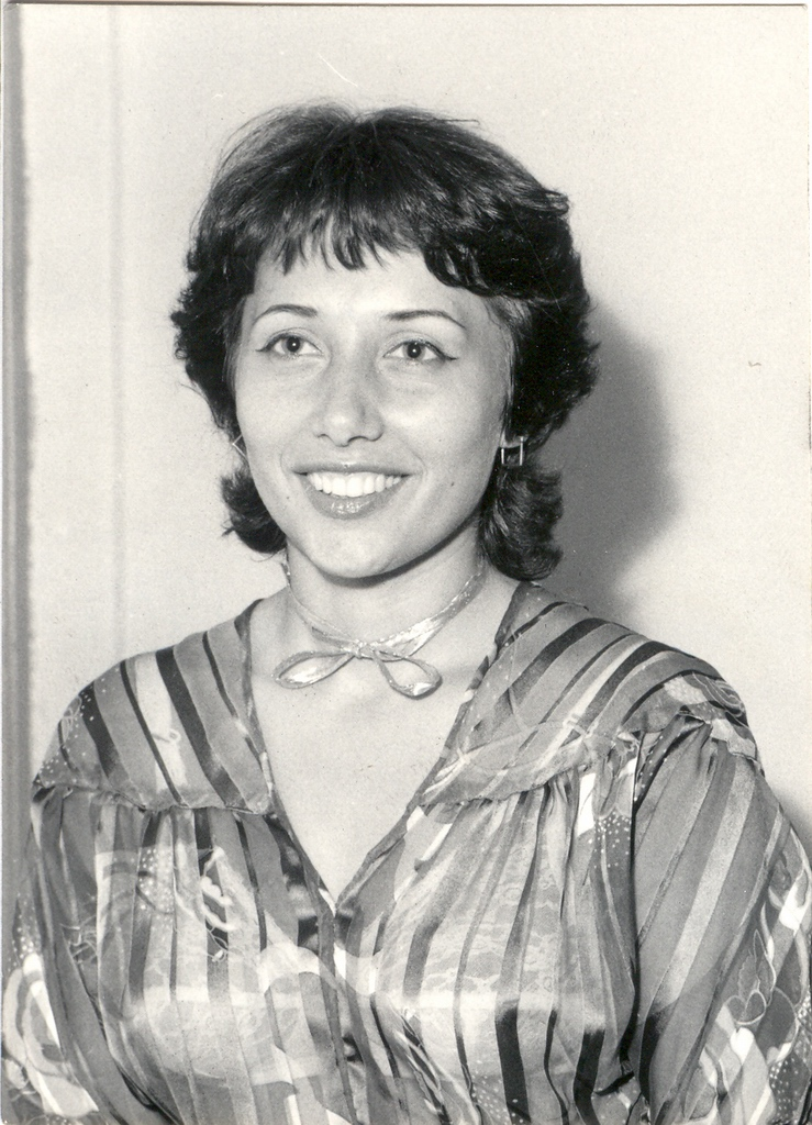 1984 - Premiul I - Marilena Stefan.jpg