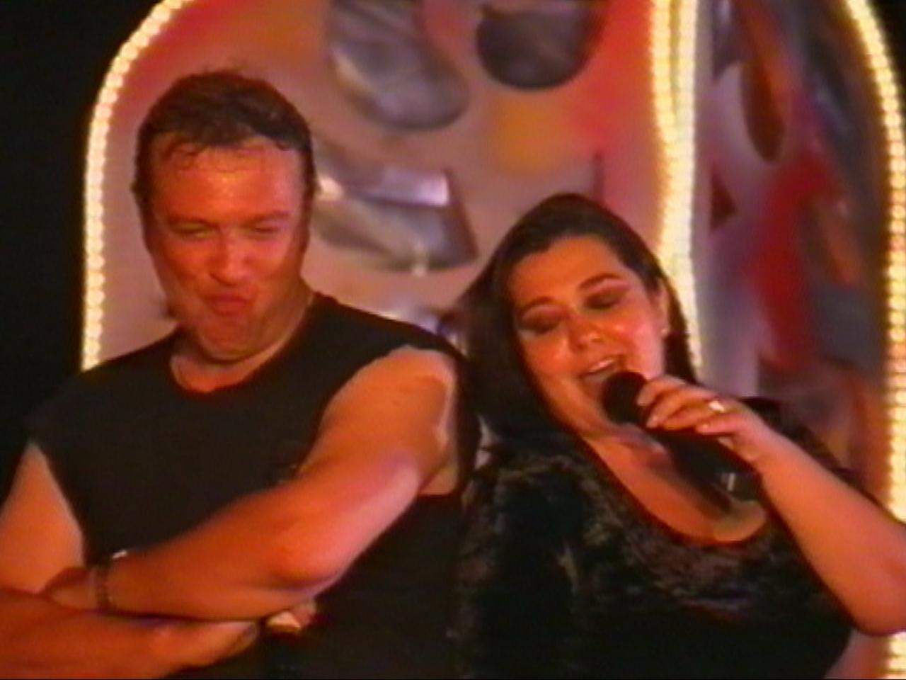 Amara 1999 - Gabriel Cotabita si Monica Anghel.jpg