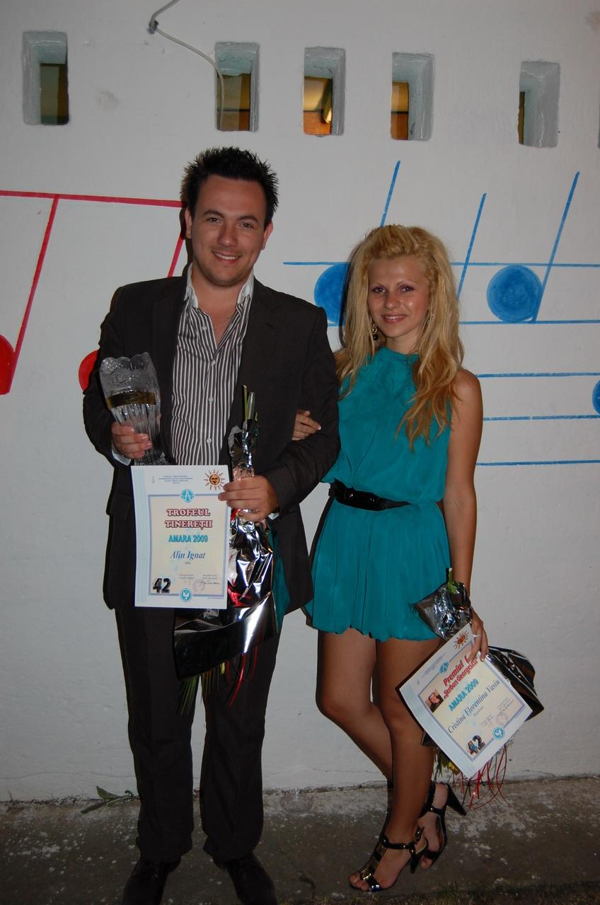 Alin Ignat si Cristina Florentina Vasiu