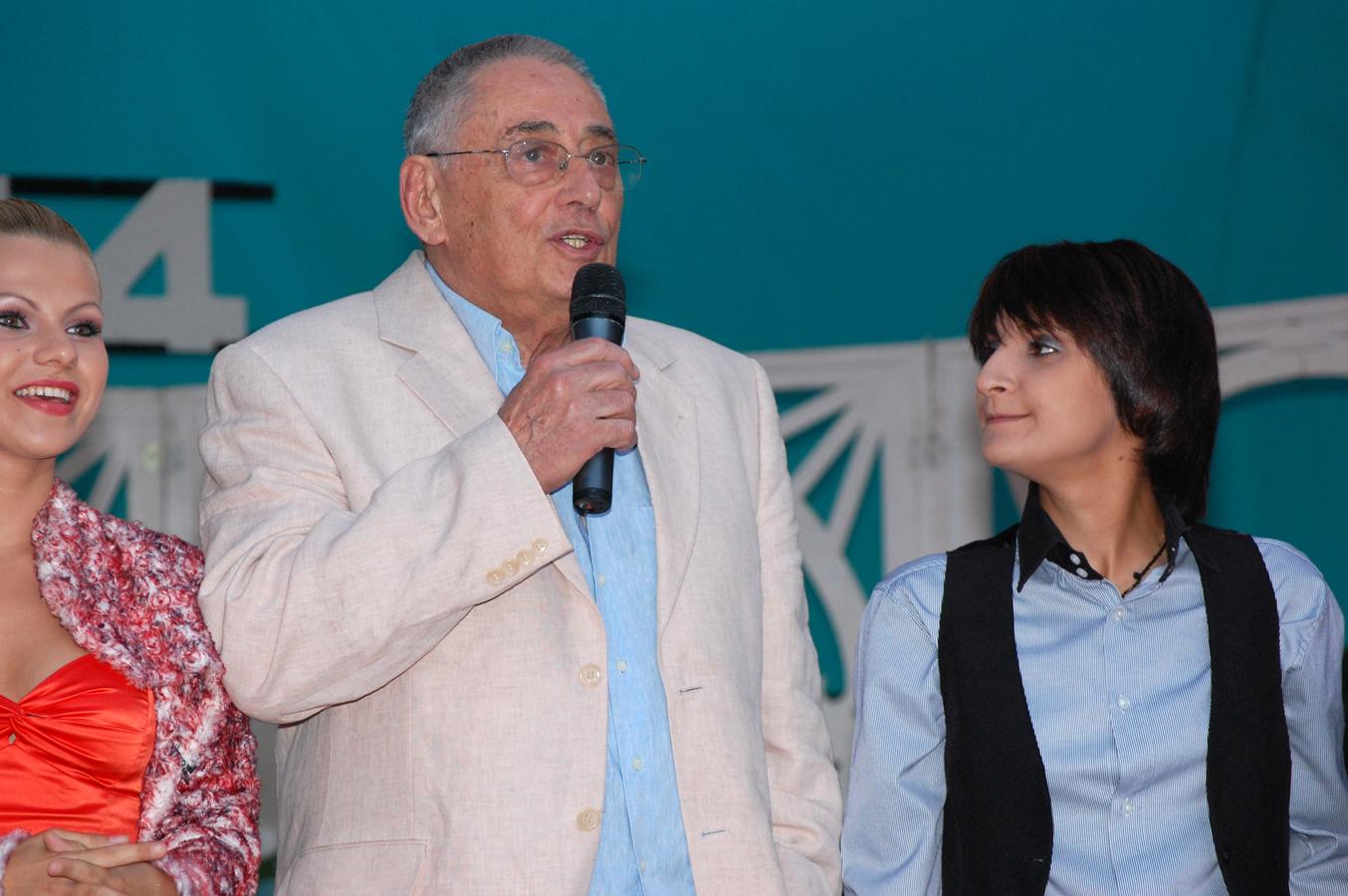 Horia Moculescu - presedintele juriului