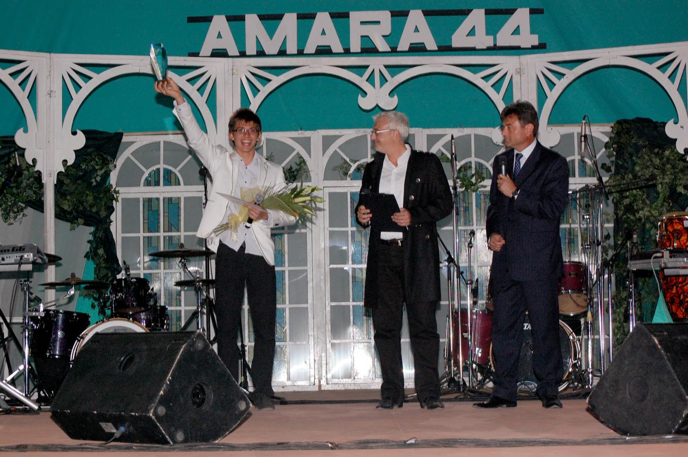 \'\'Trofeul tineretii\'\' - Amara 2011 - Cristian Gorun Sanda