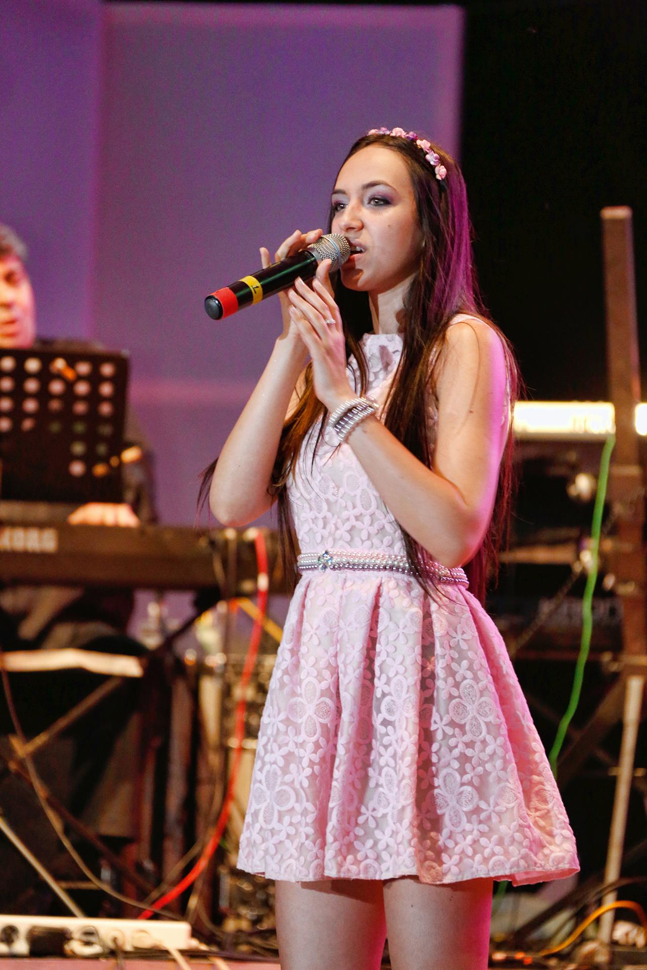 Irina Ionescu - concurent