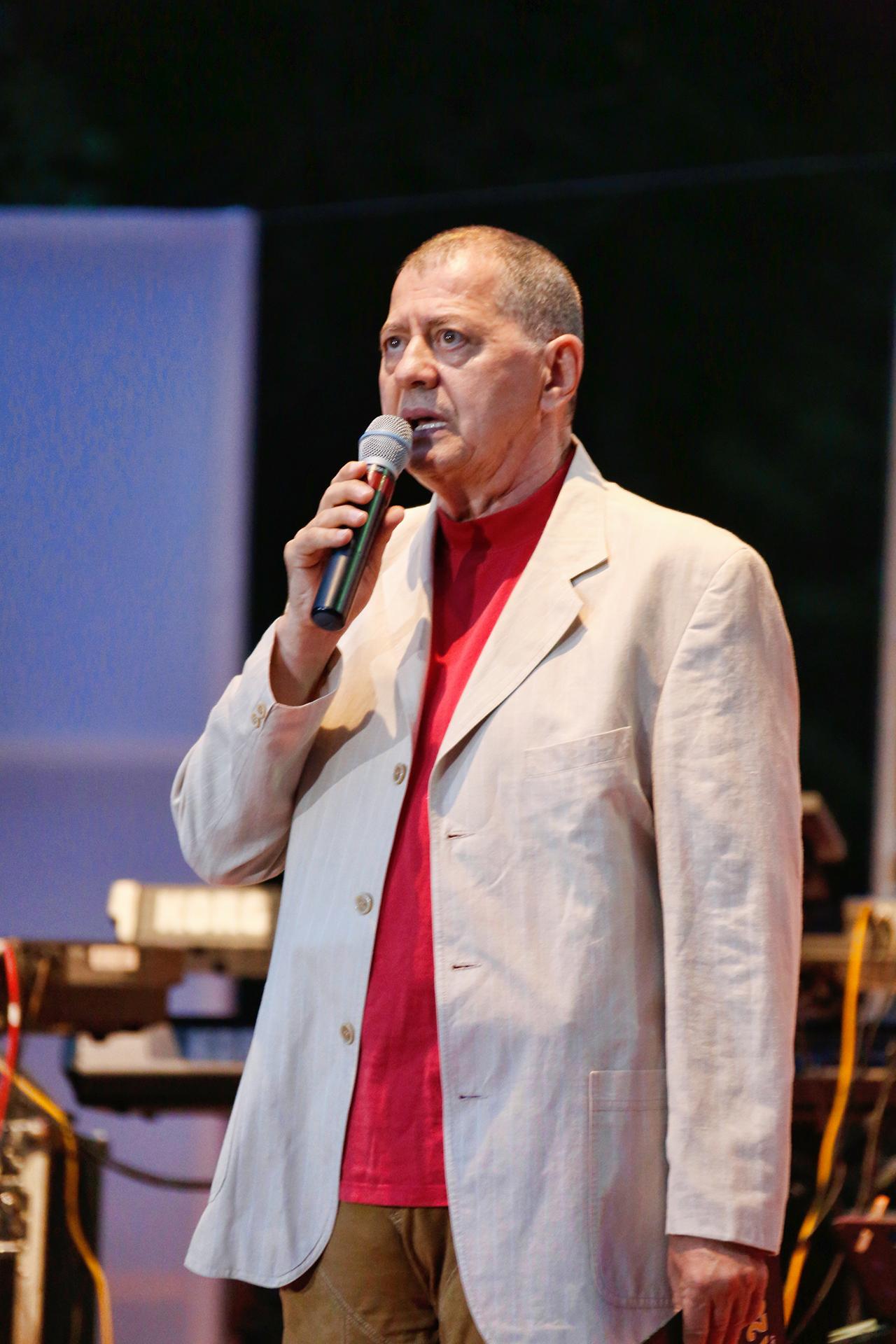 Octavian Ursulescu - prezentator